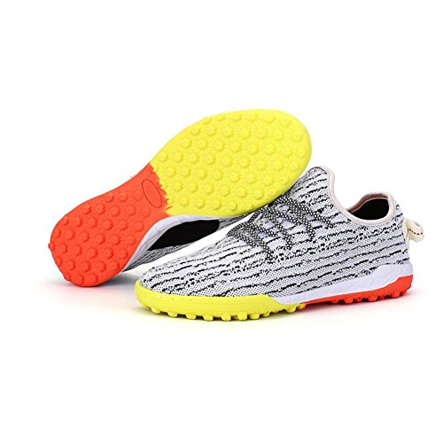 Teenagers Lawn Men's Outdoor Anti Spike D Anti Football Boots Soccer Professional Boots HUAN Shoes Slip Shake Shoes Training 0OxCqqg