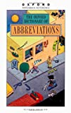 Dictionary of Abbreviations, Oxford University Press, 0192800736