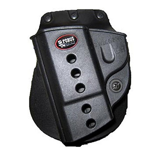 (Fobus Roto Left Hand Paddle Holster - S&W M&P 9mm, .40, .45 (compact & full size) Left Hand)