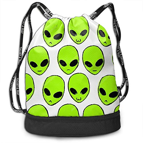 Drawstring Backpack William Morris Bags