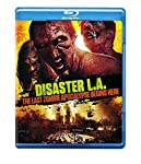 Cover Image for 'Disaster L.A: Last Zombie Apocalypse Begins Here'