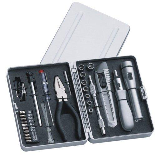Werkzeugset Werkzeugkoffer Werkzeug-Koffer Geschenkset Heimwerkerset