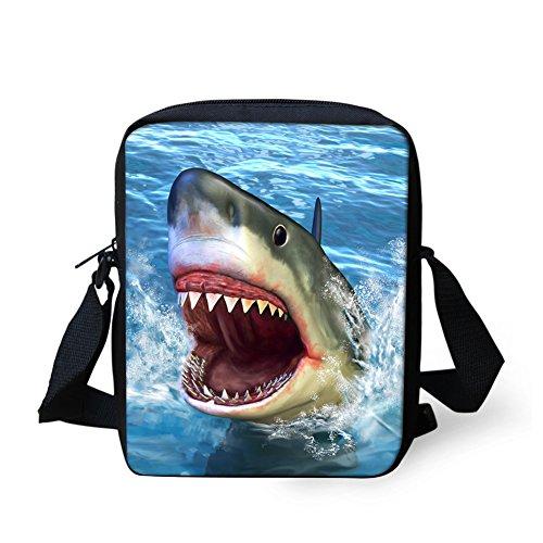 mujer Cool Shark Informales Para HUGSIDEA zBOXqxPw6n