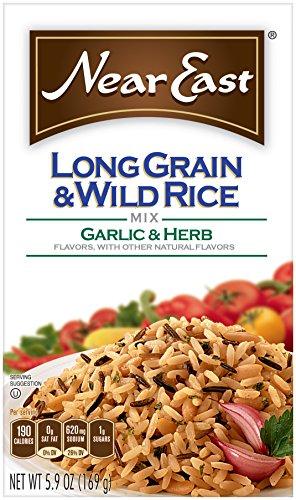 organic wild rice mix - 5