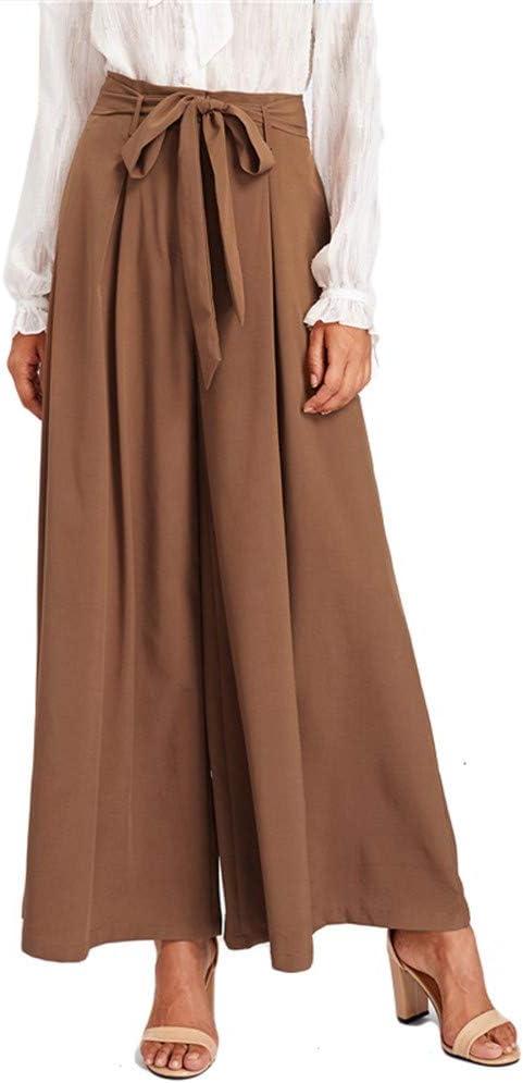 AKDYH Pantalones De Mujer Pantalones Sueltos De Pierna Ancha ...