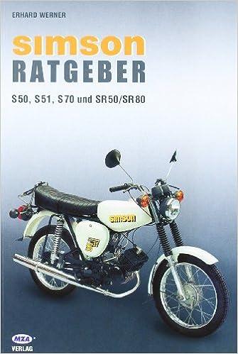 Book Simson Ratgeber.