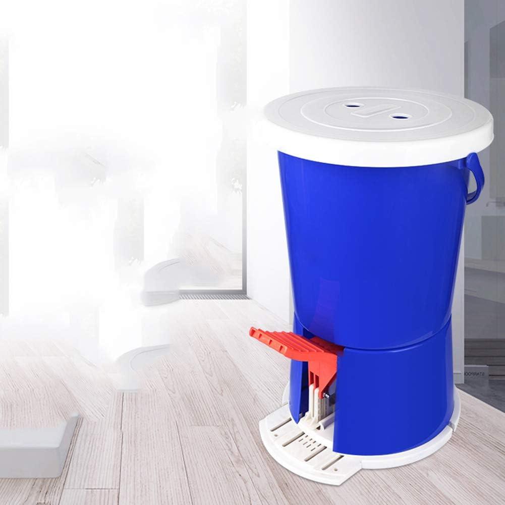 SUNA washing machine Lavadora Portátil Al Aire Libre con Pedal De Gimnasio, Mini Lavadora, Lavadora De Pies Dormitorio para Estudiantes