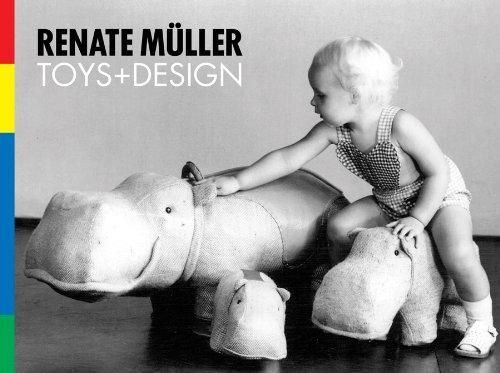 Read Online Renate Müller: Toys & Design PDF