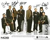 NCIS Full Cast Signed CBS Paramount Studio Reprint 8 x 10 Photo