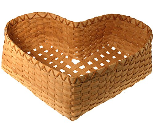 Valentine Basket Weaving Kit by V.I. Reed & Cane, Inc.