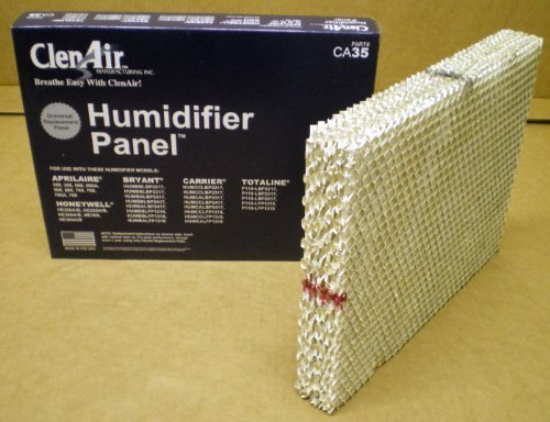 r Panel by ClenAir for Aprilaire A35 (Carrier Humidifier Water Panel)