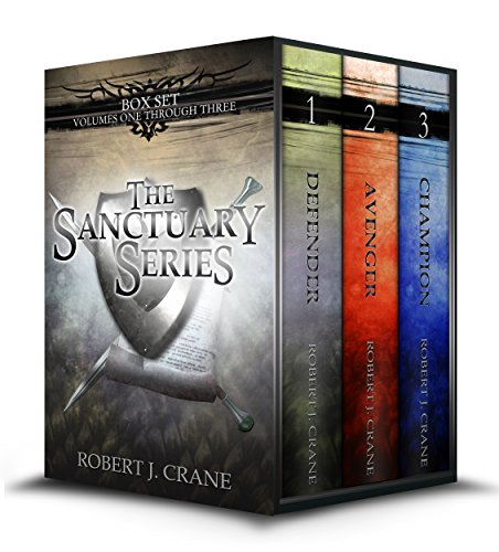 Sanctuary Books 1 3 Defender Champion ebook