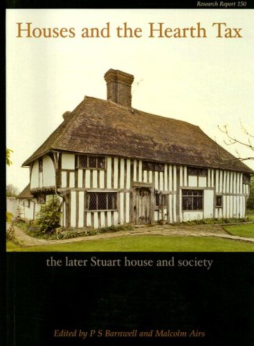 Houses and the Hearth Tax: The Later Stuart House and Society ebook