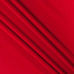 Lavitex Rayon Jersey Knit Solid Tomato Fabric, Red, Fabric By The Yard