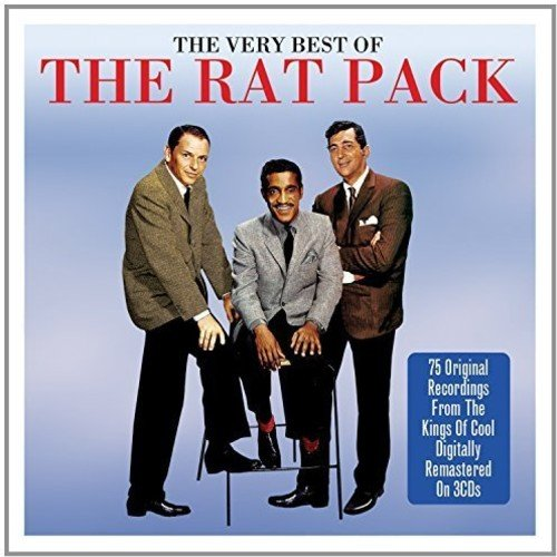 The very best of the Rat Pack - Various by CD