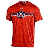 NCAA Auburn Tigers Men's Sideline Short sleeve Tee, Large, Orange