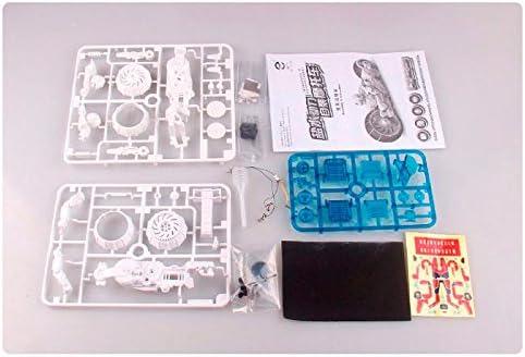 Kit de Moto para Montar ¡Funciona con Agua Salada! | Juguete ...