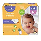 Babies R Us Size 2 Super Pack Diapers - 128 Count