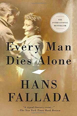 book cover of Every Man Dies Alone