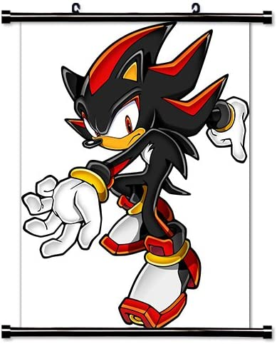 Amazon Com Sonic The Hedgehog Game Fabric Wall Scroll Poster 16 X 21 Inches Prints Posters Prints