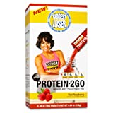 Designer Protein Biggest Loser 2Go, Red RasPeanut Buttererry, 8-Count