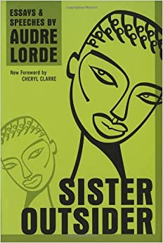 audre lorde power essays Sister outsider: essays and speeches is a collection of essays and speeches by audre lorde the erotic as power lorde uses this essay to posit the erotic as an.