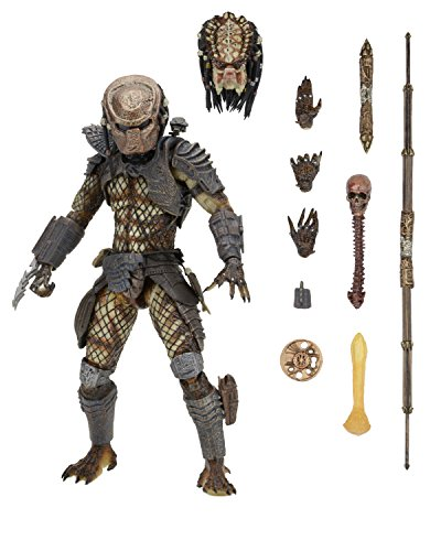 "NECA ULTIMATE CITY HUNTER  PREDATOR 7 "" ACTION FIGURE"