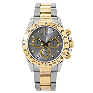 Best Epic Trends 51tVoUXE06L._SS300_ Rolex Daytona Swiss-Automatic Male Watch 116523 (Certified Pre-Owned)