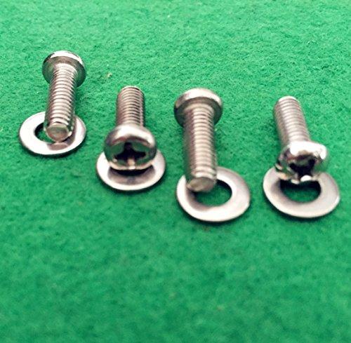 sesco-m4x20mm-screws-bolts-for-mounting-tv-pc-monitors-to-wall-mount-bracketmeet-vesa-75x75-100x100-