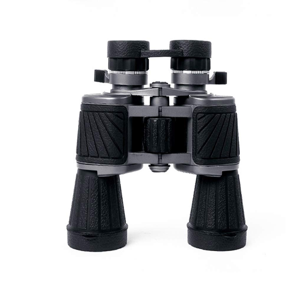 ZLHY 10x50waterproof Binoculars Outdoor Telescope High Power Binoculars, Telescope Compact Folding, Bird Watching Telescope, Ultra Clear by ZLHY