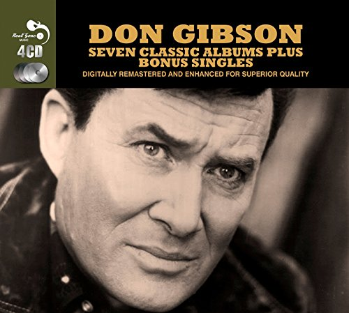 Don Gibson - 22 Leaders of the Pack, Volume 1 - Zortam Music