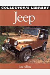 Collectors Library Jeep Paperback