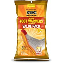 Hothands Insole Foot Warmer Super Size Value Pack-10 pairs