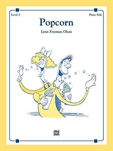 Popcorn: Piano Solo - Printed Popcorn