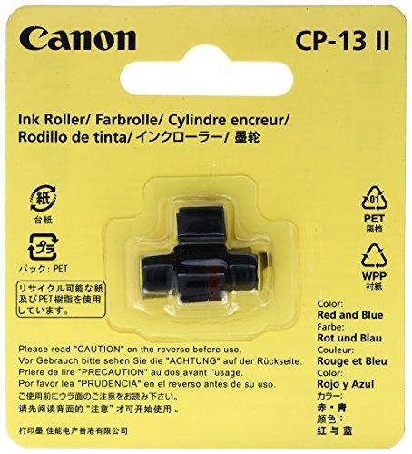 für Canon MP 121 MG Gr.745 Farbbandfabrik Or... 5.Stück Farbrolle schwarz//rot