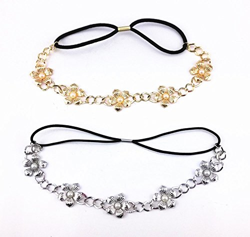 yueton Elastic Headband Jewelry Accessories