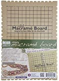 Beadsmith Macrame Board, Mini - 7.5 X 10.5 Inches - MWB10