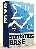 IBM SPSS Statistics Grad Pack Base V22.0 6 Month License for 2 Computers Windows or Mac