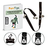 Clickgofit Dog Doorbells for Potty Training-Door Adjustable Instructional Guide|One Poop Bag Holder+Bag and ebook Included by Review