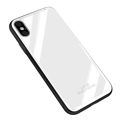 Amazon.com: Carcasa para iPhone Xs Max, tapa trasera de ...