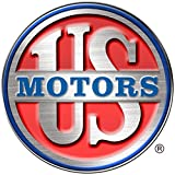 US Motors Open Dripproof Air Over Condenser Fan Motors For Use on Condenser Cooling Fans #3846