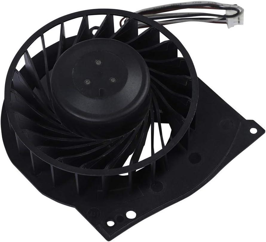 ASHATA DC12V Cooling Fan para Juegos,Ventilador de Refrigeración ...