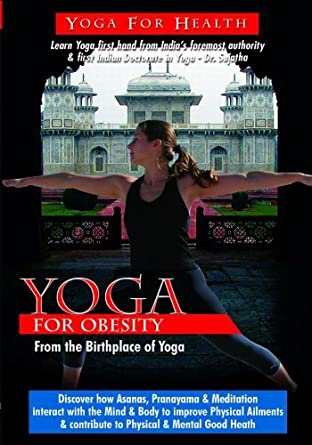 Yoga for Obesity and Weight Loss DVD NTSC by Live Action ...
