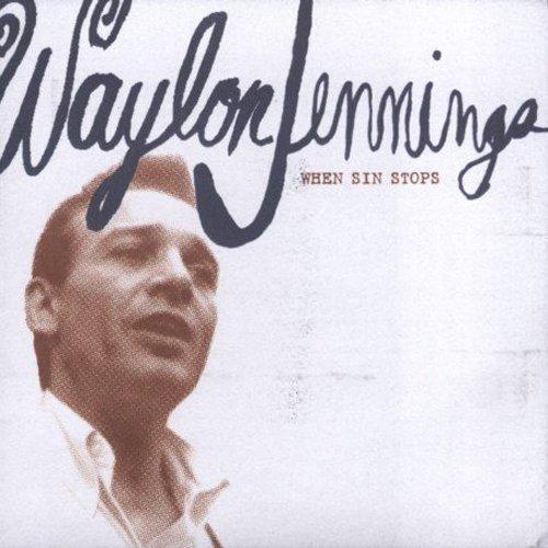 Waylon Jennings - When Sins Stops (CD)