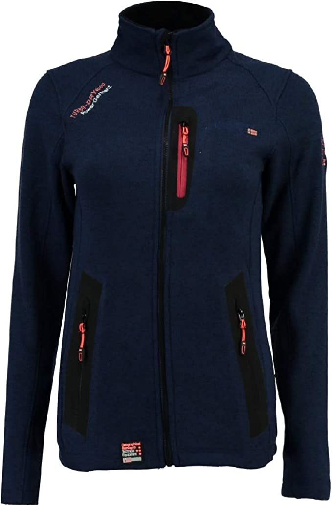 Geographical Norway Giacca in pile da donna