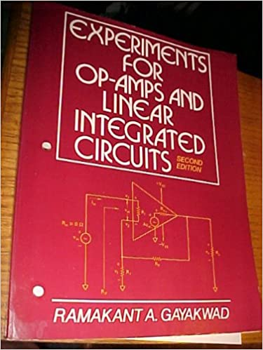 Op Amps And Linear Integrated Circuits By Gayakwad Ebook