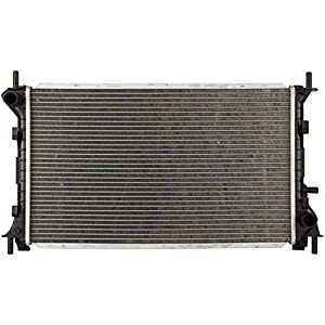 Spectra Premium CU2296 Complete Radiator for Ford