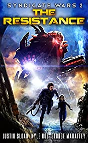 Syndicate Wars: The Resistance (Seppukarian Book 2)