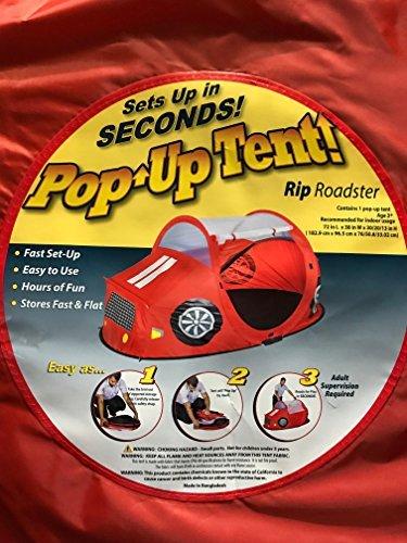 キャンペーンアサー欠乏Pop Up Tent-Rip Roadster [並行輸入品]