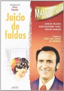Juicio De Faldas [DVD]